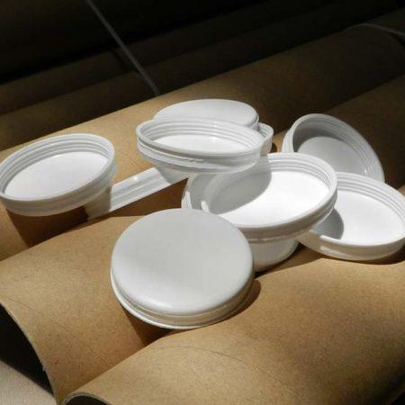 Tapas Plásticas Tubos