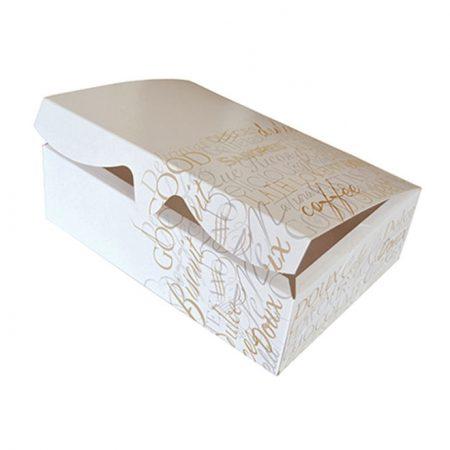 Embalajes Pastor | Envases Pastelería - Caja Para Pastas