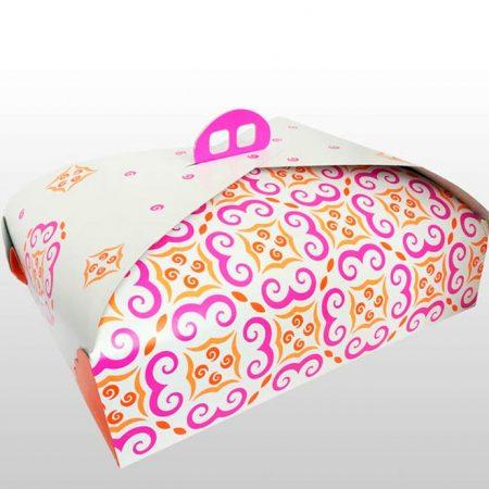 Embalajes Pastor | Envases Pastelería - Caja Rectangular Agata