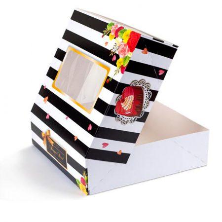Embalajes Pastor | Envases Pastelería - Caja San Valentin