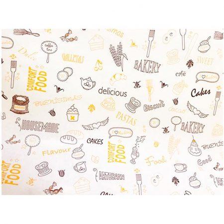 Embalajes Pastor | Envases Pastelería - Papel Resma Impreso