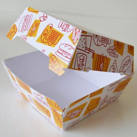 Embalajes Pastor | Envases Comida Rápida - Cajas Hamburguesa