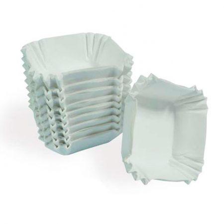 Embalajes Pastor | Envases Pastelería - Cápsulas Uso Industrial Cuadrada