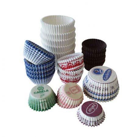 Embalajes Pastor | Envases Pastelería - Cápsulas Uso Repostería Especial