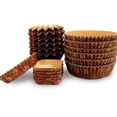 Embalajes Pastor | Envases Pastelería - Cápsulas Uso Repostería Kraft
