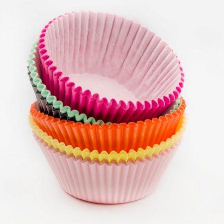 Embalajes Pastor | Envases Pastelería - Cápsulas Uso Repostería Kraft Colores