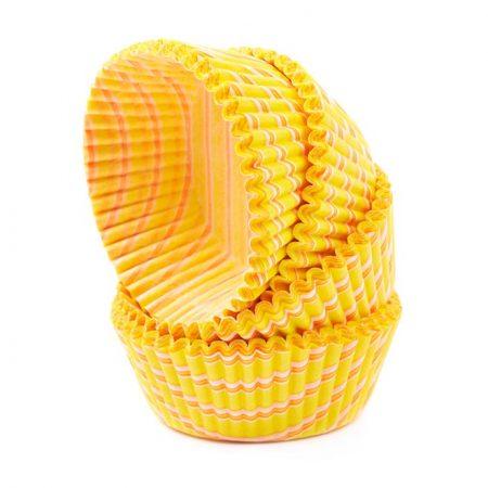 Embalajes Pastor | Envases Pastelería - Cápsulas Uso Repostería Pergamino Impresión Centrada